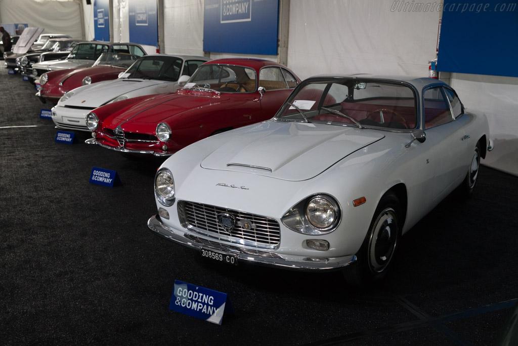 Lancia Flaminia SS Zagato - Chassis: 826232*002045   - 2017 Monterey Auctions