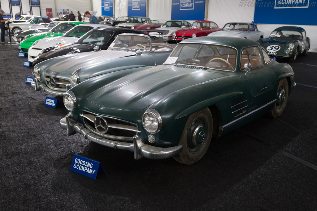 Mercedes-Benz 300 SL 'Gullwing' Coupe - Chassis: 198.040.5500080   - 2017 Monterey Auctions