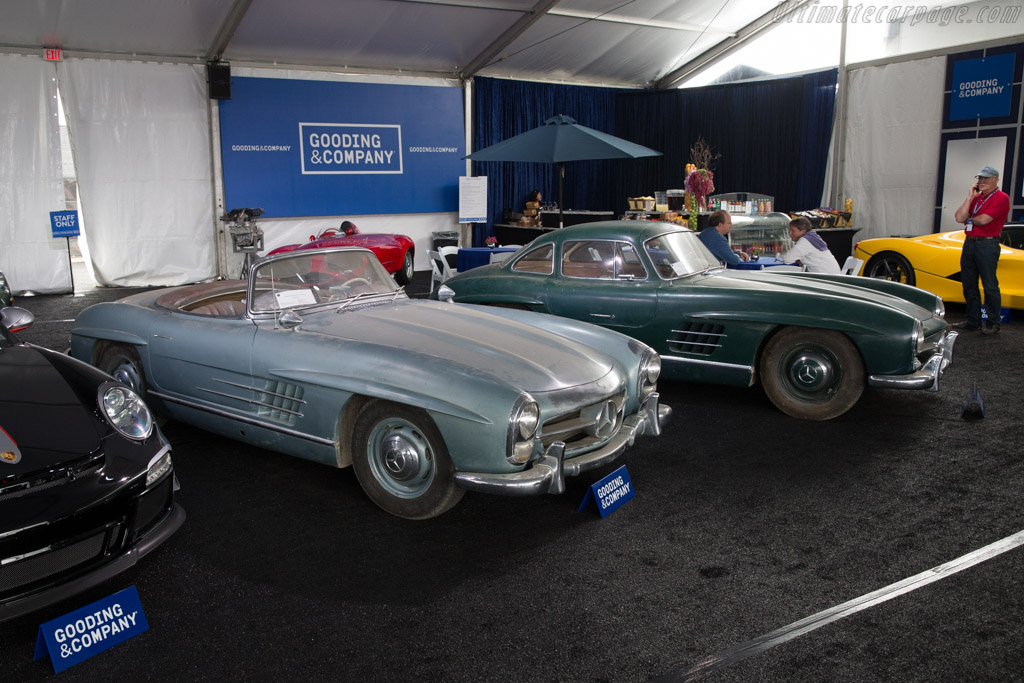 Mercedes-Benz 300 SL Roadster - Chassis: 198.042.7500180   - 2017 Monterey Auctions
