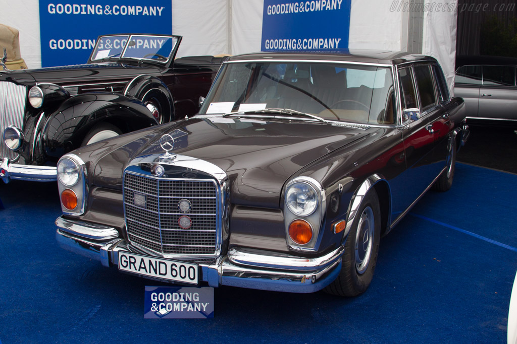 Mercedes-Benz 600 SWB - Chassis: 100.012.12.001667   - 2017 Monterey Auctions