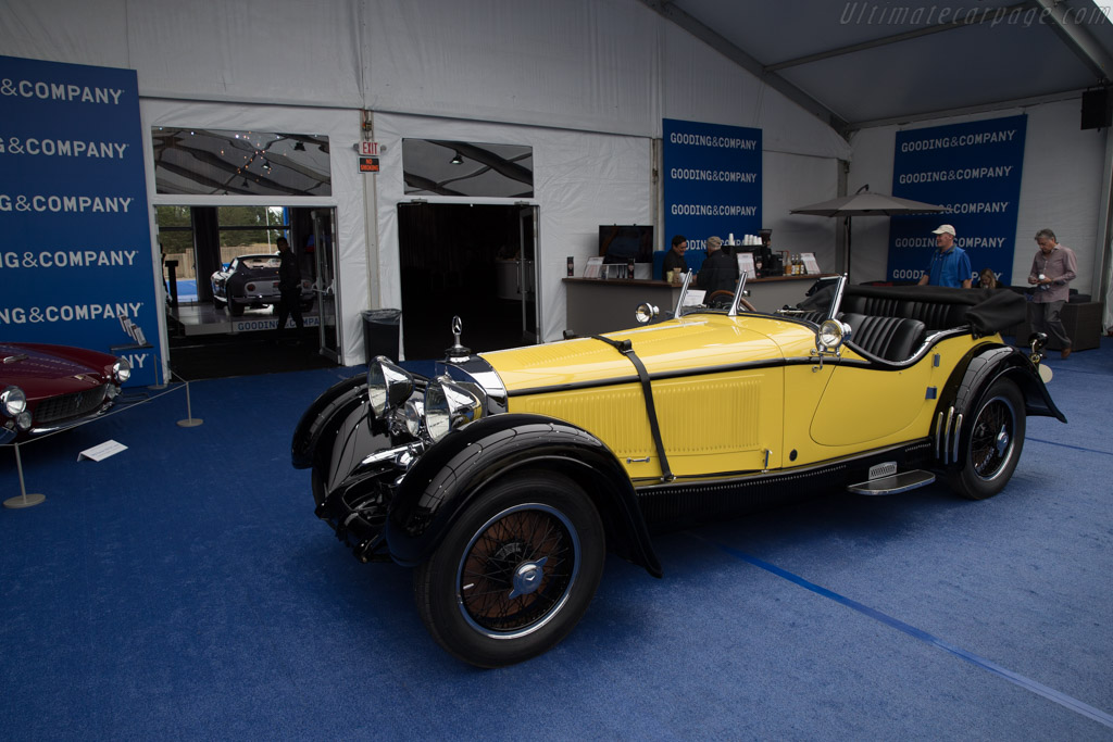 Mercedes-Benz 680 S Glaser Cabriolet - Chassis: 35920   - 2017 Monterey Auctions