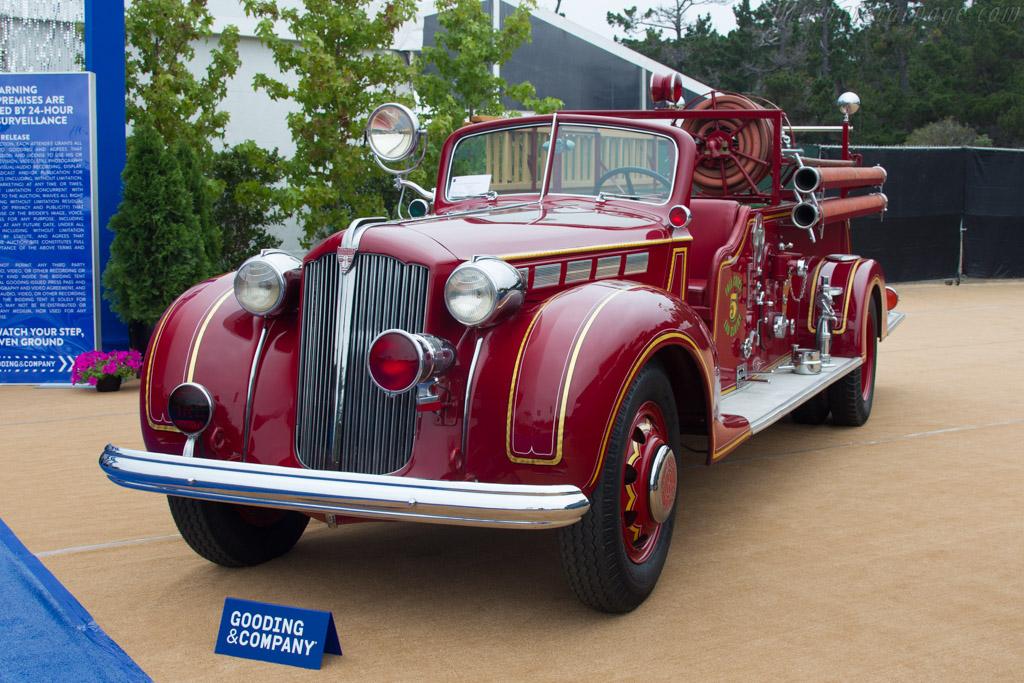 Packard Super Eight Fire Truck    - 2017 Monterey Auctions