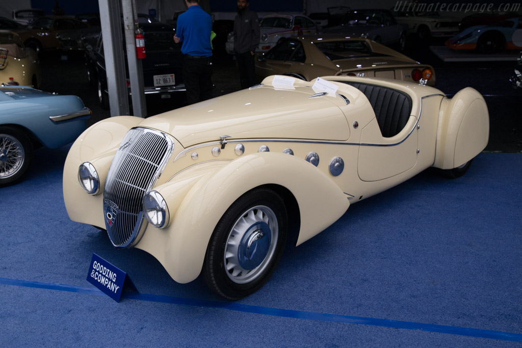 Peugeot 402 Darl'mat Roadster - Chassis: 400248   - 2017 Monterey Auctions