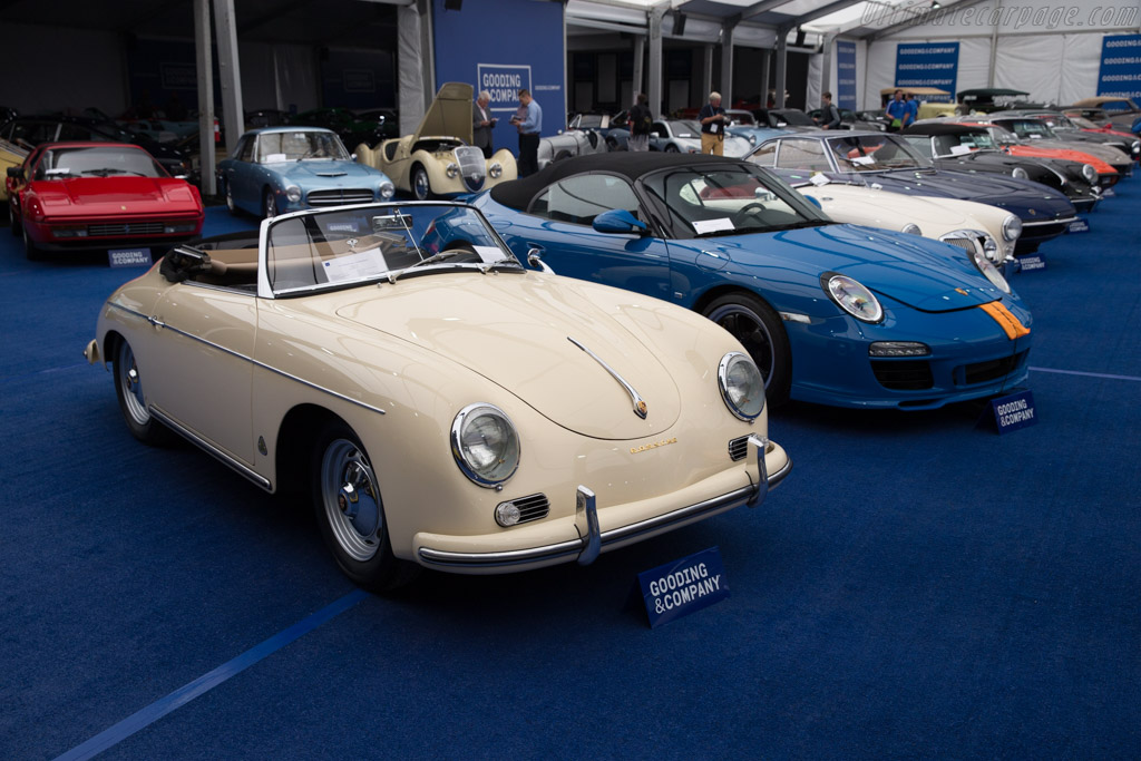 Porsche 356 B Carrera 2 - Chassis: 157116   - 2017 Monterey Auctions