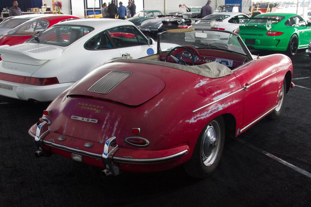 Porsche 356 B Super 90 - Chassis: 88579   - 2017 Monterey Auctions
