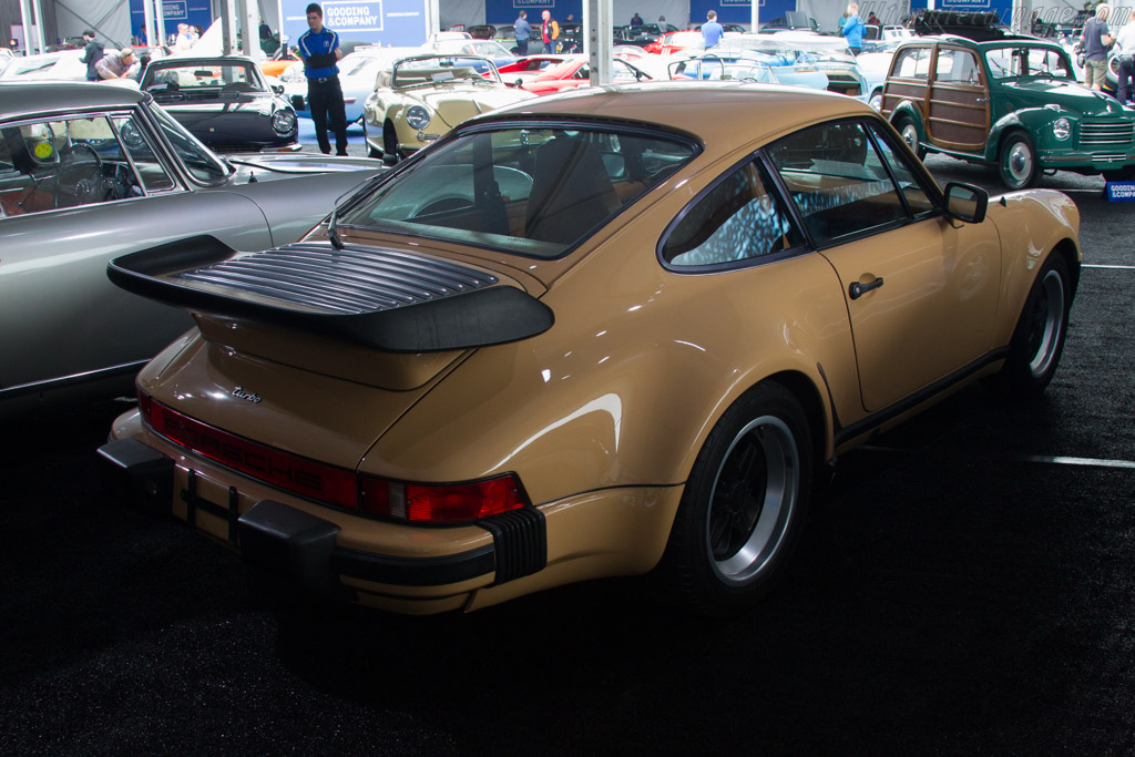 Porsche 911 Turbo - Chassis: 930 980 0573  - 2017 Monterey Auctions