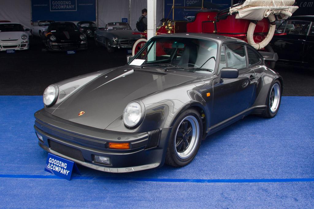 Porsche 911 Turbo 3.3 S - Chassis: WP0ZZZ93ZKS000249   - 2017 Monterey Auctions