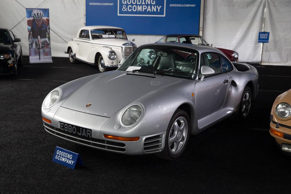 Porsche 959 - Chassis: WP0ZZZ95ZHS900108   - 2017 Monterey Auctions