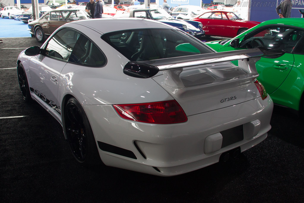 Porsche 997 GT3 RS - Chassis: WP0AC29938S792265   - 2017 Monterey Auctions