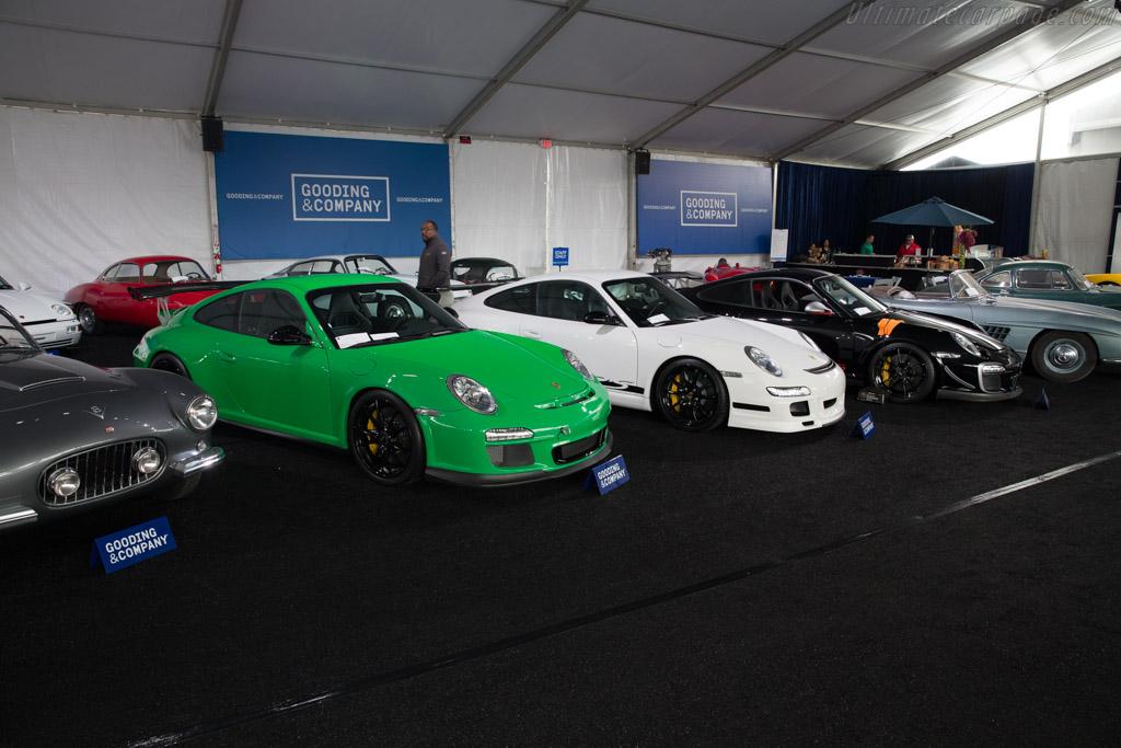 Porsche 997 GT3 RS - Chassis: WP0AC2A91BS783602   - 2017 Monterey Auctions