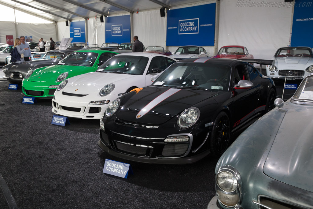 Porsche 997 GT3 RS 4.0 - Chassis: WP0AF2A9XBS785582   - 2017 Monterey Auctions