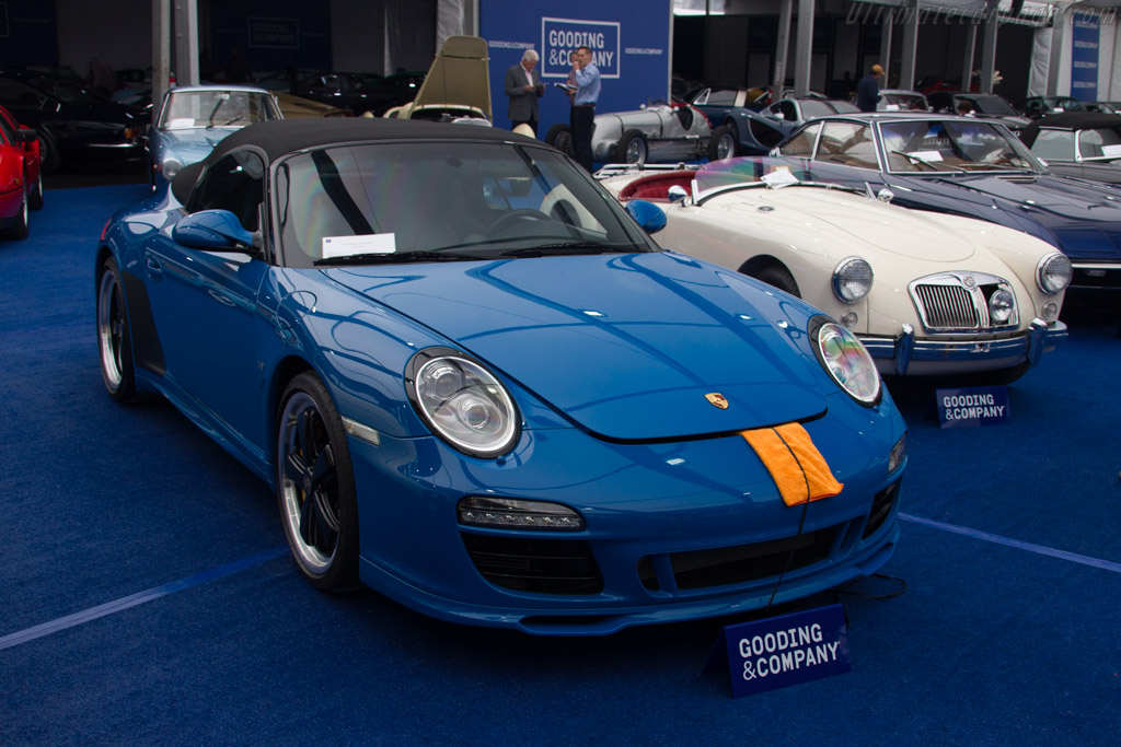 Porsche 997 Speedster - Chassis: WP0CB2A94BS795562   - 2017 Monterey Auctions