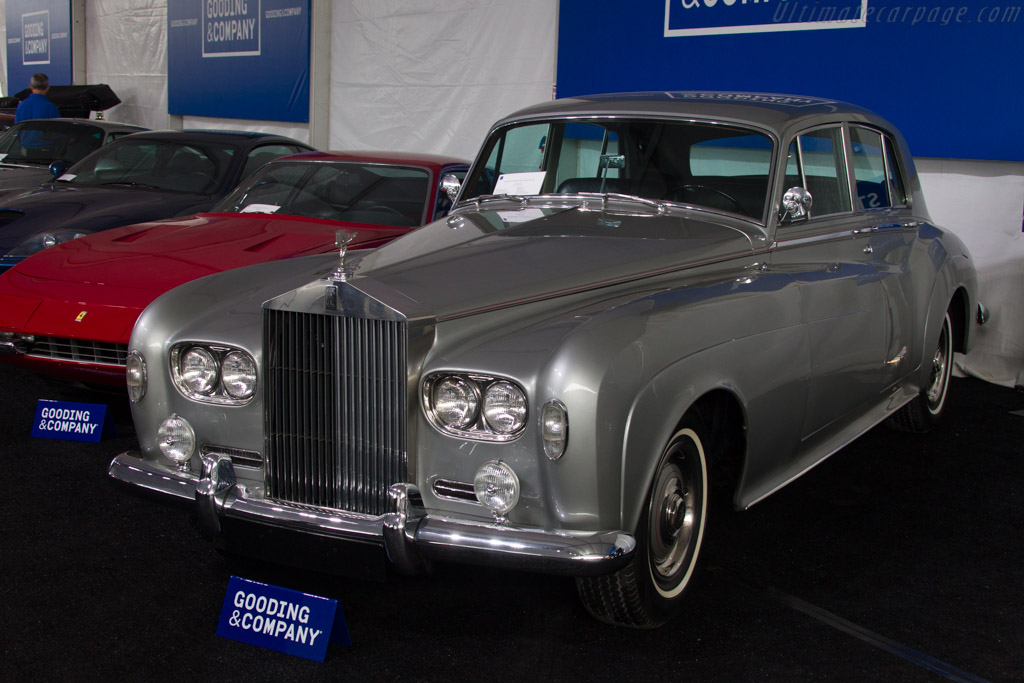 Rolls-Royce Silver Cloud III Saloon - Chassis: LSKP 109   - 2017 Monterey Auctions