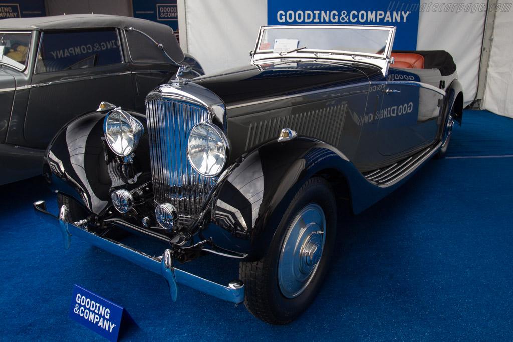 Bentley 4¼-Litre Antem Cabriolet - Chassis: B-260-GA   - 2017 Scottsdale Auctions
