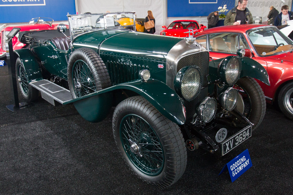 Bentley 4½-Litre Vanden Plas Open Tourer - Chassis: FT3221   - 2017 Scottsdale Auctions