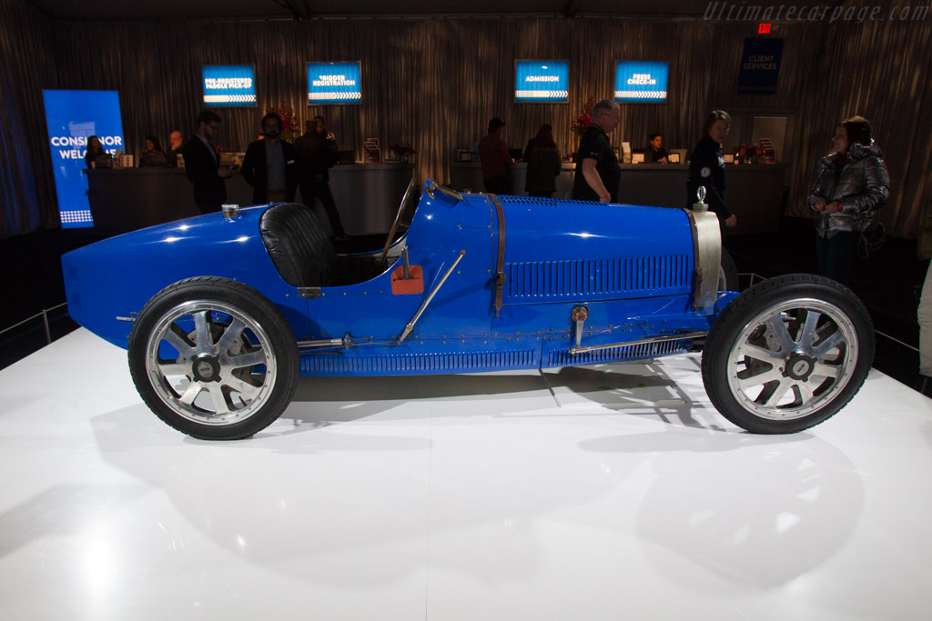 Bugatti Type 35 - Chassis: 4487   - 2017 Scottsdale Auctions