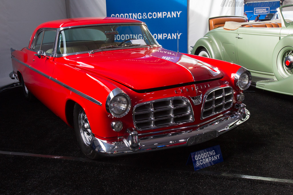 Chrysler C 300 - Chassis: 3N552563   - 2017 Scottsdale Auctions