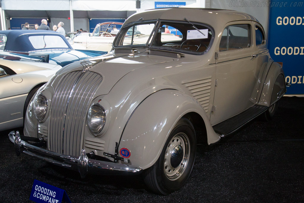 DeSoto Airflow - Chassis: 5072977   - 2017 Scottsdale Auctions