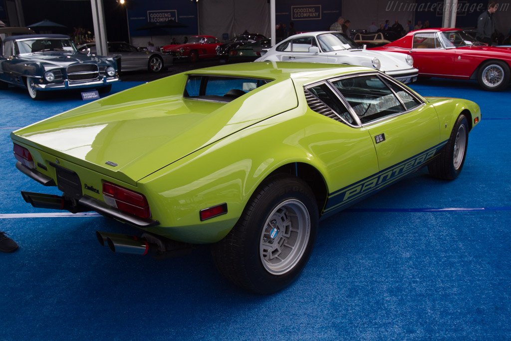 DeTomaso Pantera - Chassis: THPNLS01992  - 2017 Scottsdale Auctions