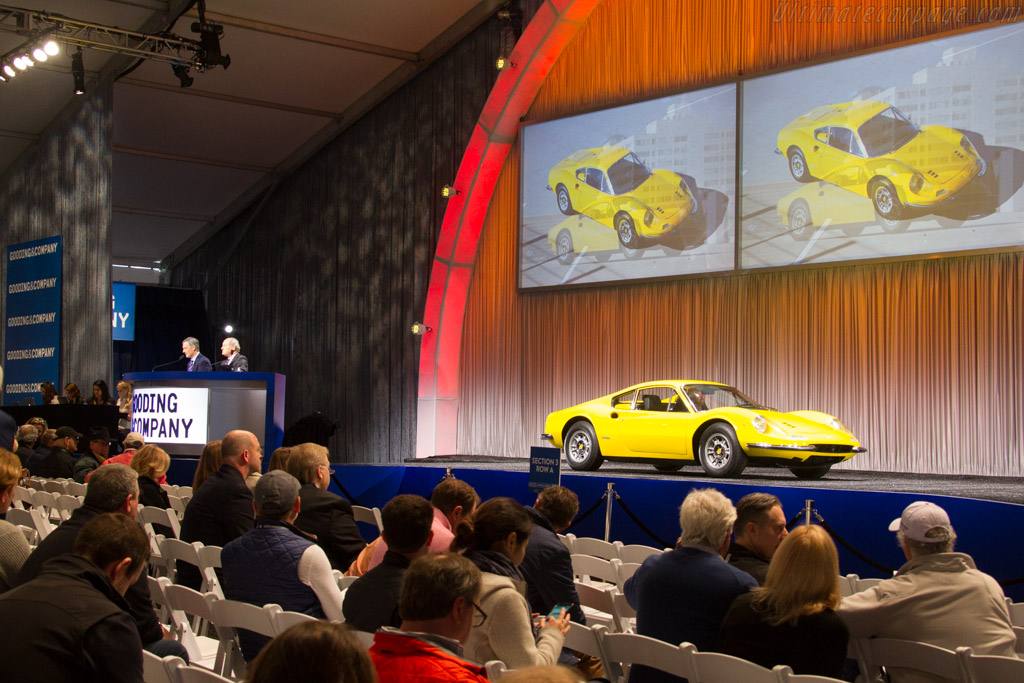 Ferrari 246 Dino GT - Chassis: 03978   - 2017 Scottsdale Auctions