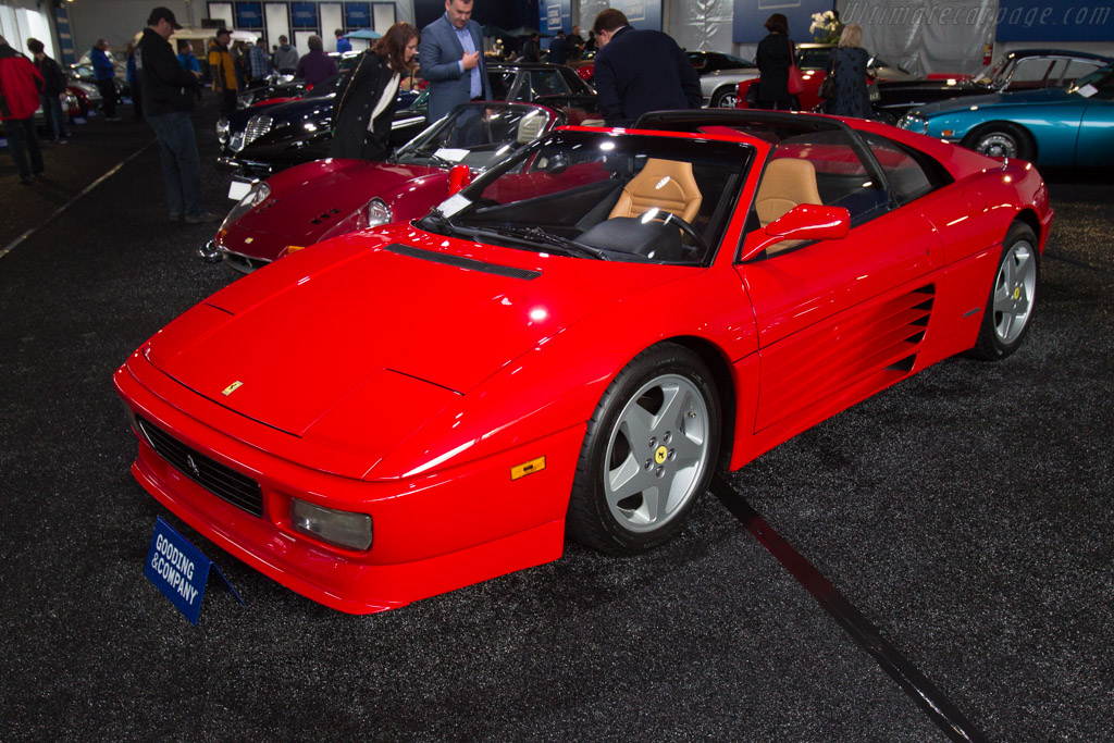 Ferrari 348 TS Serie Speciale - Chassis: 95227   - 2017 Scottsdale Auctions