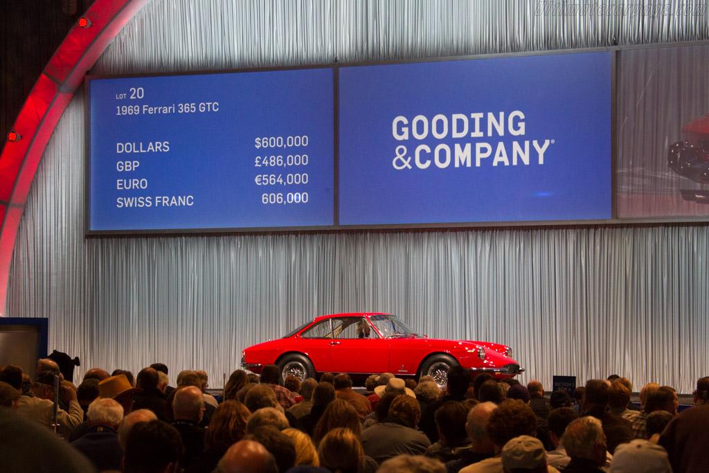 Ferrari 365 GTC - Chassis: 11989   - 2017 Scottsdale Auctions