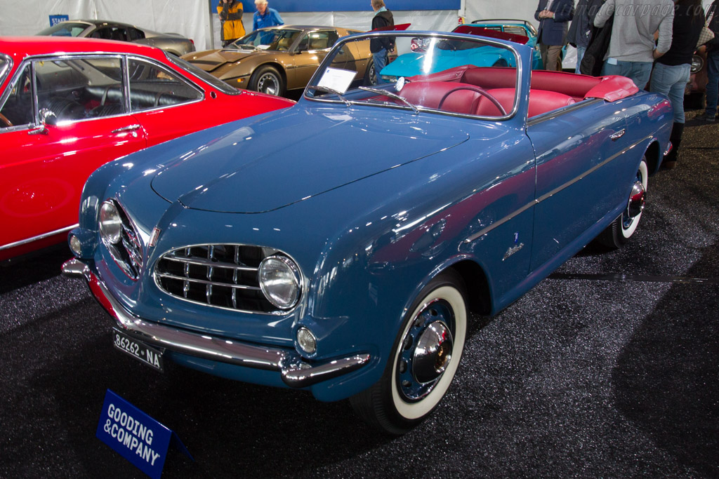 Fiat 1100 Allemano Cabriolet - Chassis: 019915   - 2017 Scottsdale Auctions