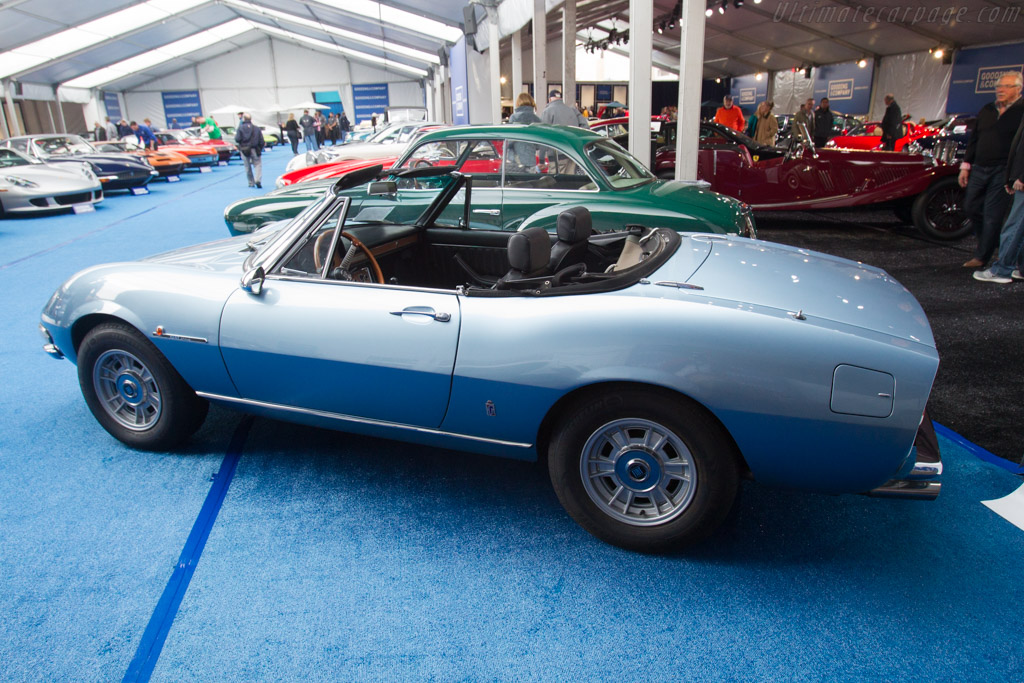 Fiat Dino 2400 Spyder - Chassis: 135BS 0001285   - 2017 Scottsdale Auctions