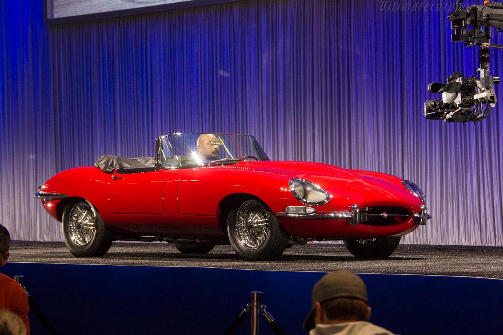 Jaguar E-Type Roadster - Chassis: 1E13578   - 2017 Scottsdale Auctions