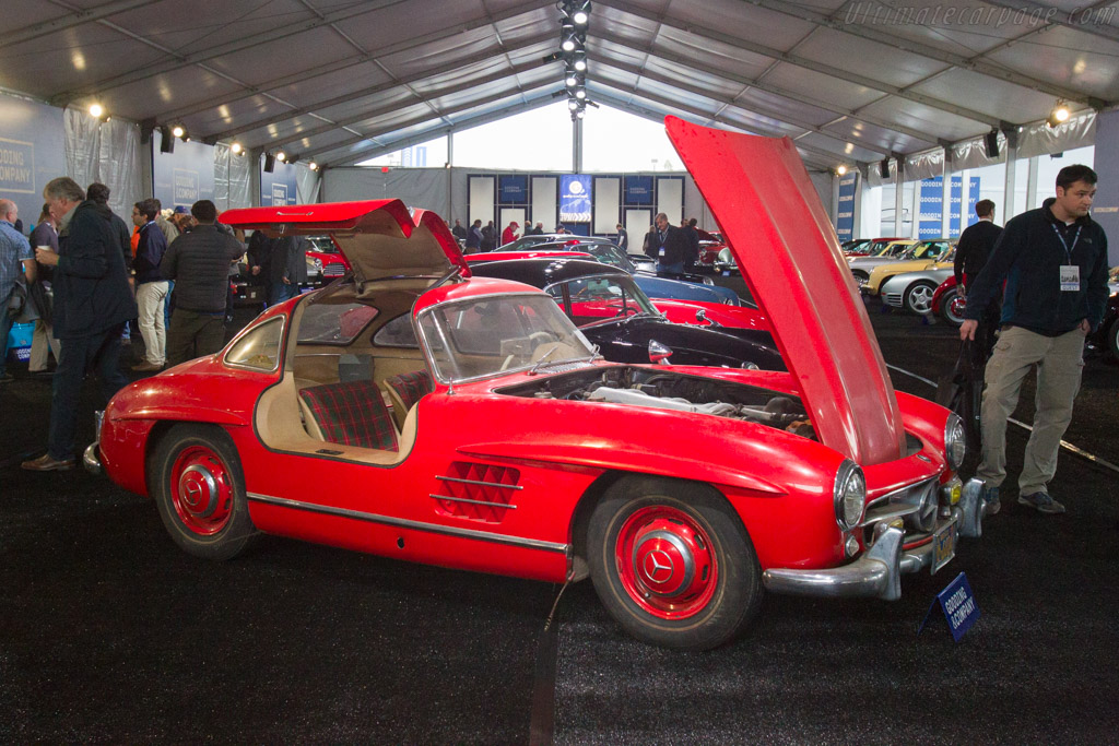 Mercedes-Benz 300 SL - Chassis: 198.040.5500098   - 2017 Scottsdale Auctions