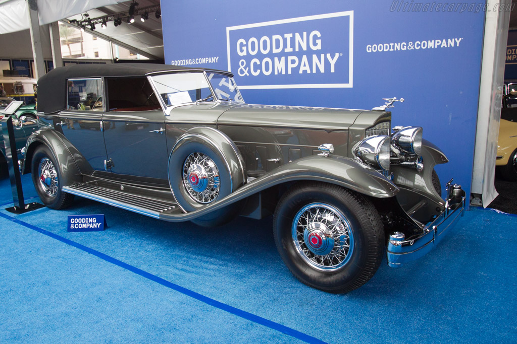 Packard Twin Six 906 Individual Custom Convertible Sedan - Chassis: 900245   - 2017 Scottsdale Auctions