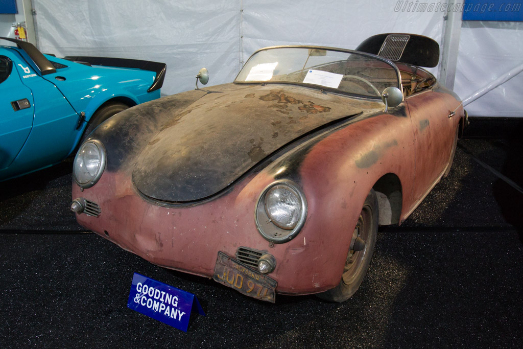 Porsche 356 A 1600 Speedster - Chassis: 84274   - 2017 Scottsdale Auctions