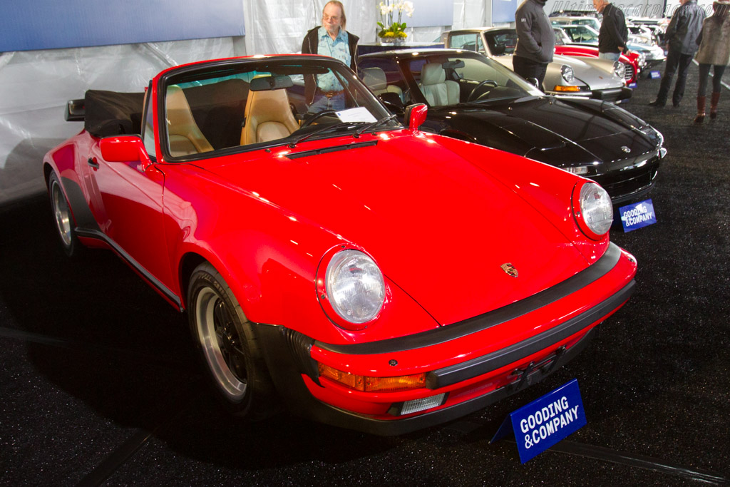 Porsche 911 Turbo Cabriolet - Chassis: WP0EB0933KS070239   - 2017 Scottsdale Auctions