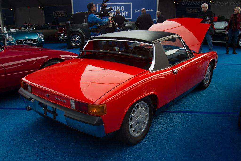 Porsche 914/6 Targa - Chassis: 914 043 0501   - 2017 Scottsdale Auctions