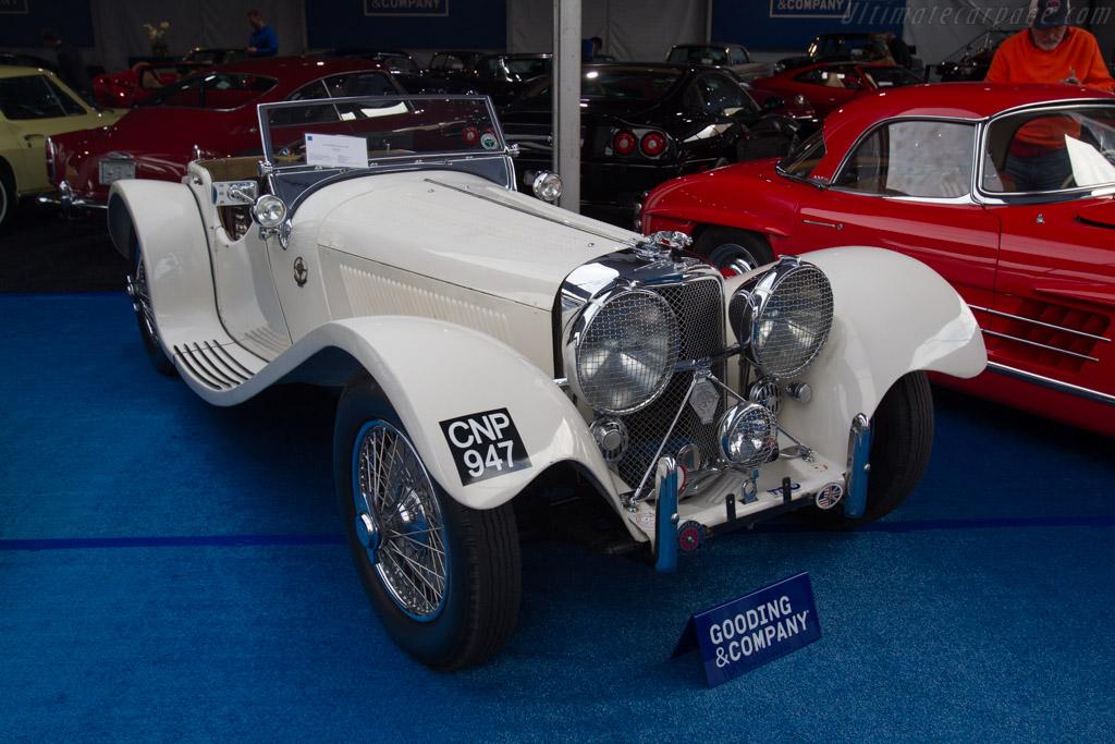 SS Jaguar 100 3.5 Litre - Chassis: 39067   - 2017 Scottsdale Auctions
