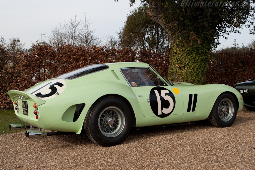 Ferrari 250 Gto Chassis 3505gt 2010 Goodwood Preview