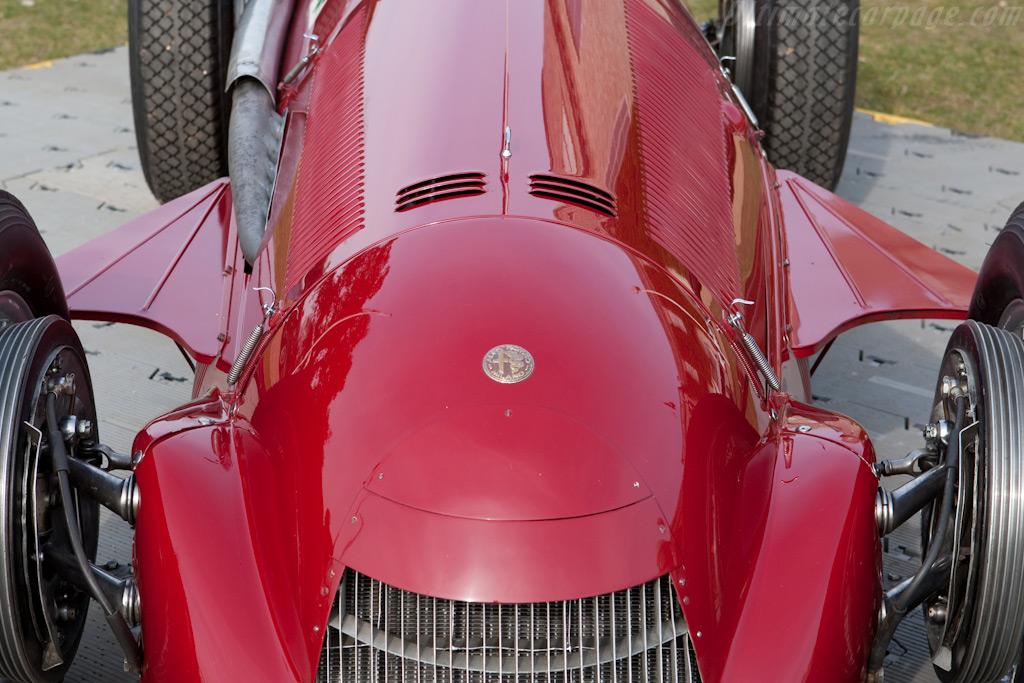 Alfa Romeo 158 'Alfetta' - Chassis: 159.107   - 2010 Goodwood Preview