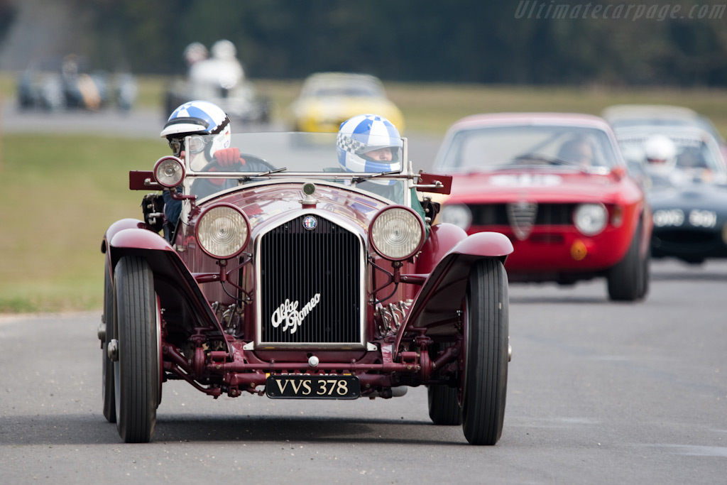 Alfa Romeo 8C 2600    - 2010 Goodwood Preview