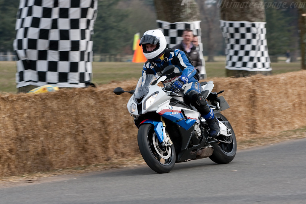 BMW S1200 RR    - 2010 Goodwood Preview