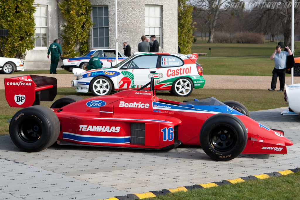 Beatrice-Lola THL2 Ford - Chassis: 86-001   - 2010 Goodwood Preview