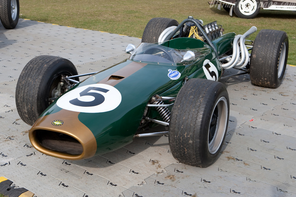 Brabham BT20 Repco    - 2010 Goodwood Preview