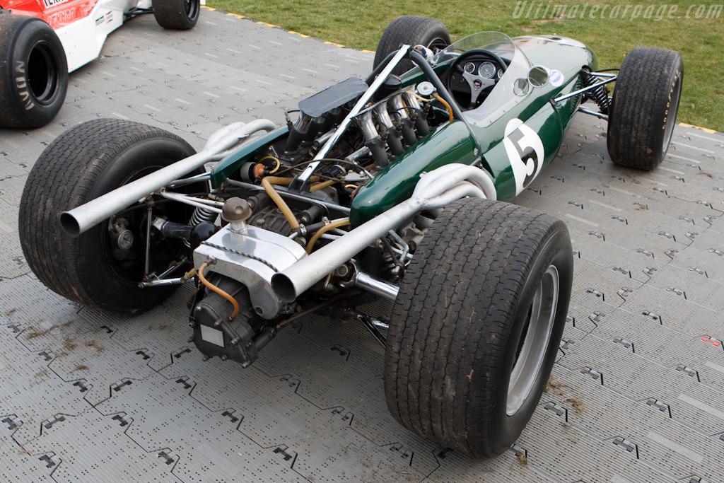 Brabham BT20 Repco    - 2010 Goodwood Preview