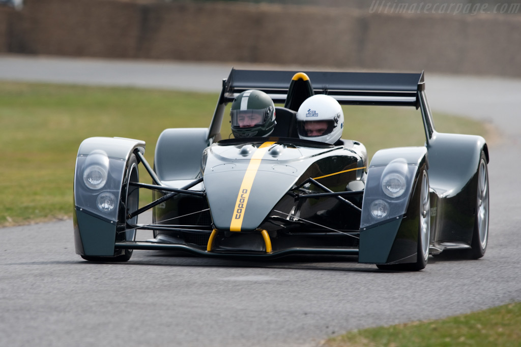 Caparo T1    - 2010 Goodwood Preview