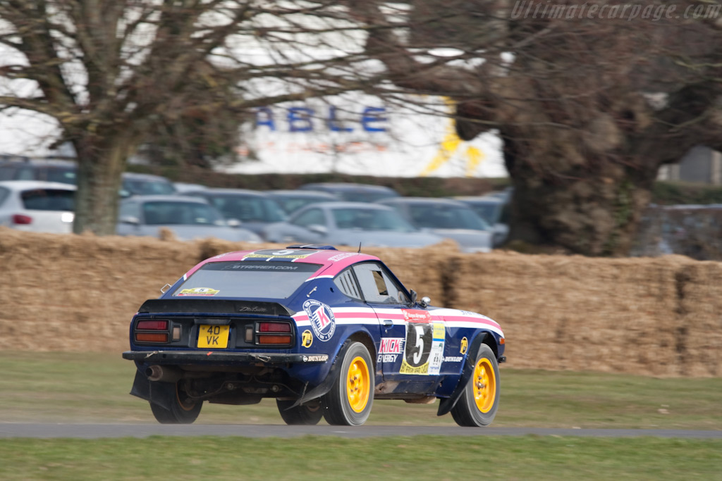 Datsun 260Z    - 2010 Goodwood Preview