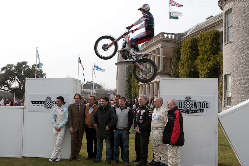 Dougie Lampkin    - 2010 Goodwood Preview