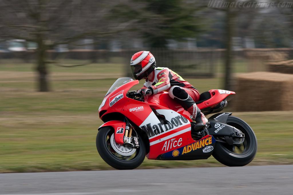 Ducati Desmosedici GP5    - 2010 Goodwood Preview