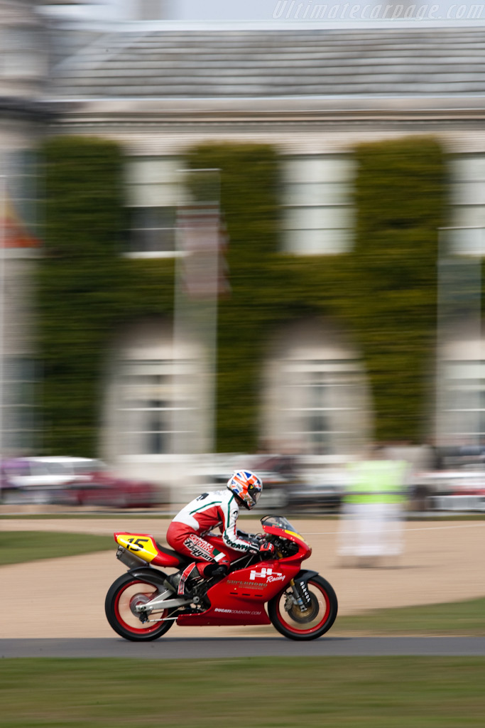 Ducati SuperMono    - 2010 Goodwood Preview