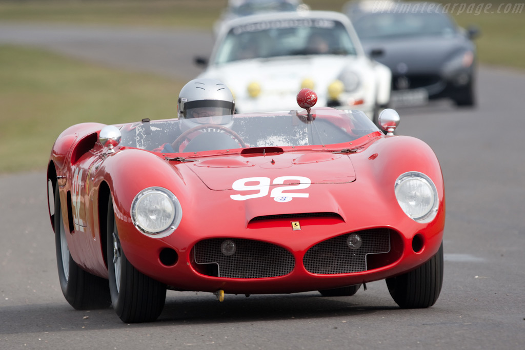 Ferrari 196 SP - Chassis: 0790   - 2010 Goodwood Preview
