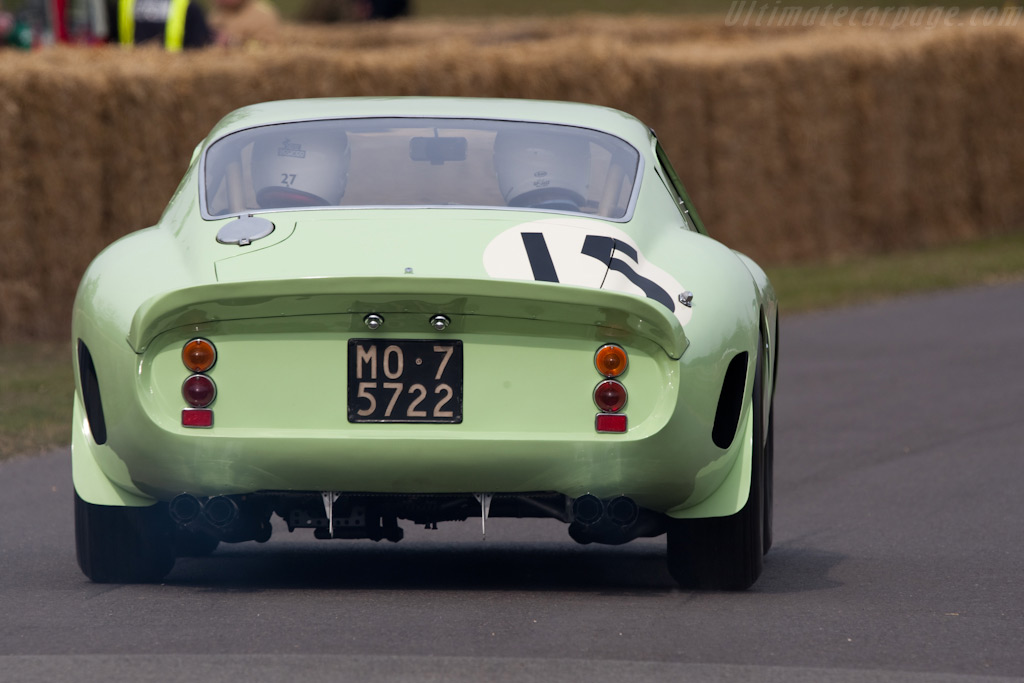 Ferrari 250 GTO - Chassis: 3505GT   - 2010 Goodwood Preview