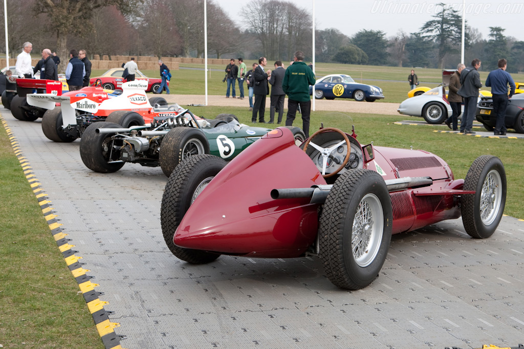Formula 1 cars    - 2010 Goodwood Preview